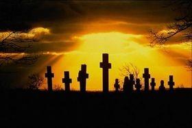 Кладбищенский приворот по фотографии