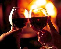 Вино с приворотным опоем