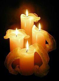 Свечи для ритуала приворота