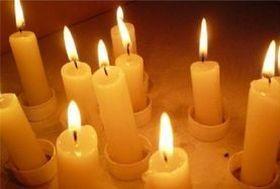 Свечи для снятия сглаза