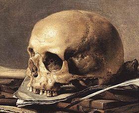 Смерть и ее символы