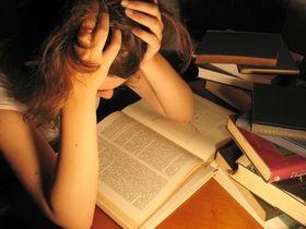 Учеба перед экзаменом